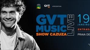 #VoltaCazuza: Um Show de Tecnologia