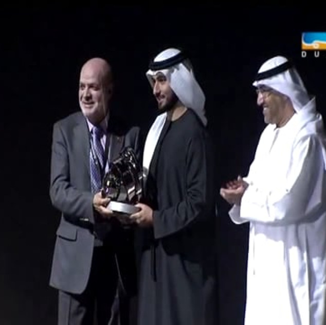 HIPA award ceremony Dubai