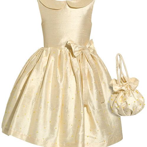 The Cupcake Dress-Lemon Meringue (4 Days)