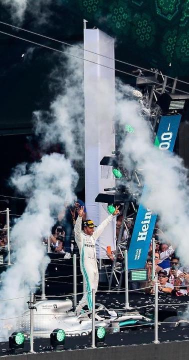 Formula 1 Mexico Grand Prix 2019