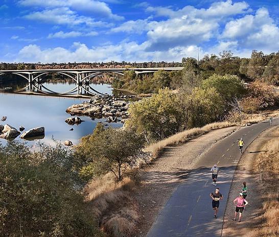American River Bike Trail