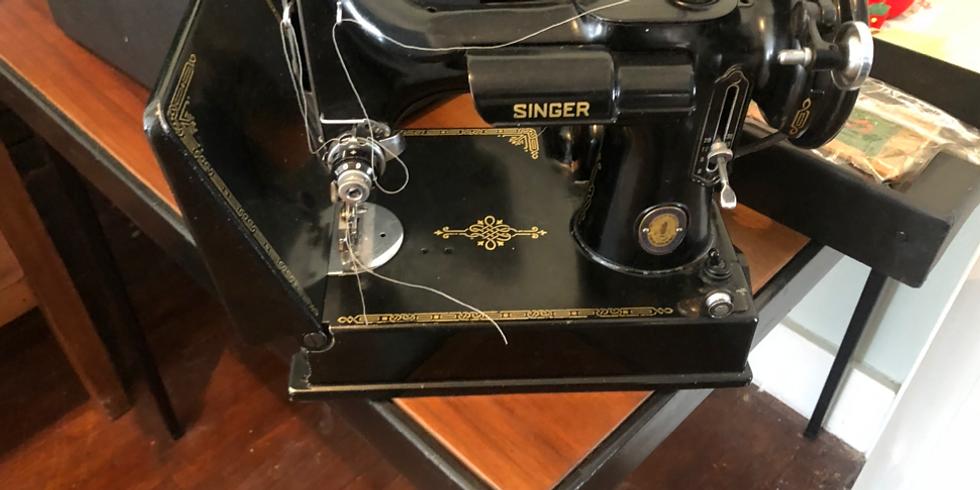 Sewing Machine Spa Day