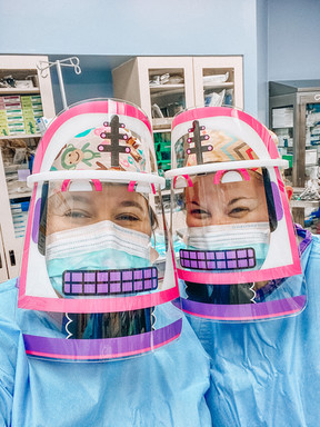 Patient Protective Equipment