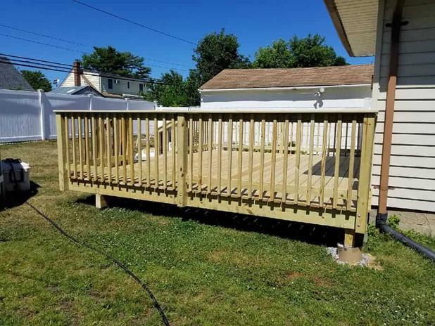 Deck Remodel