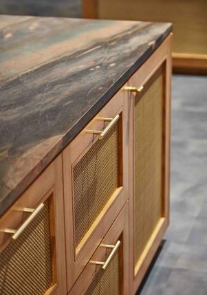 Custom Cabinet Detail