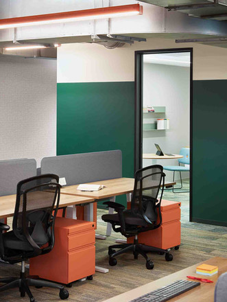 Workspace and Private Office