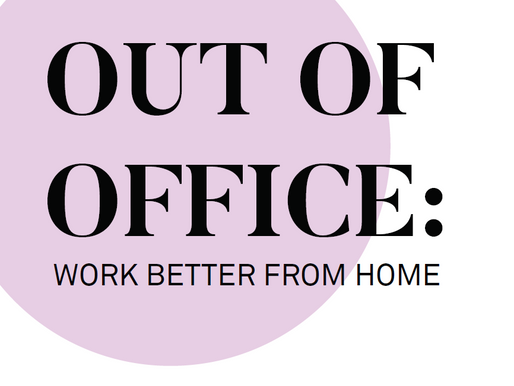 Work Better From Home