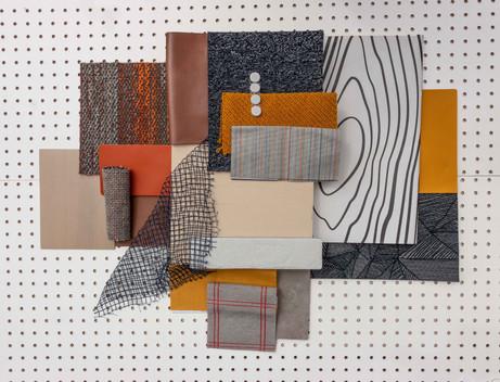 Latitude Material Palette