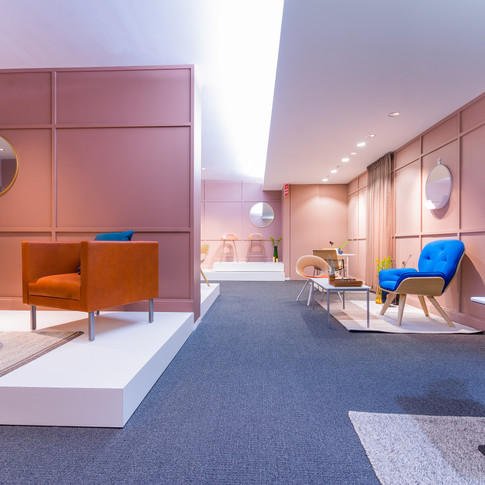 Product Vignettes for Source International Seating | Kuchar