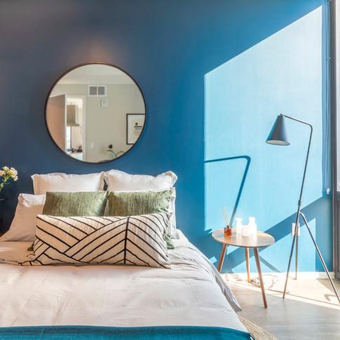Luxury Model Unit Bedroom | Kuchar