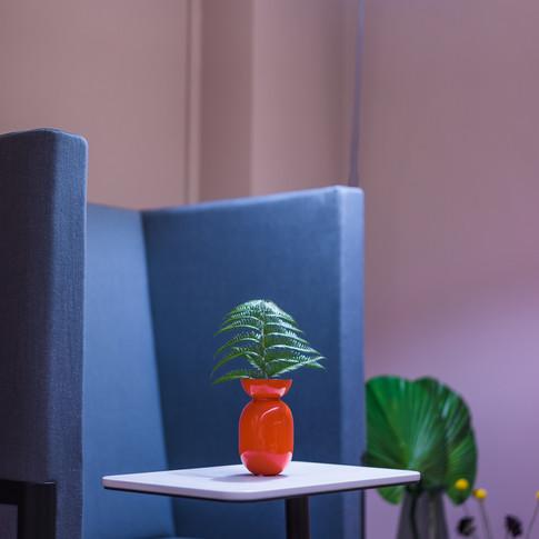 Lounge Vignette for Source International Seating | Kuchar