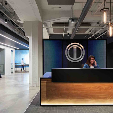 Project Tour: Chicago Venture Capital Office Design