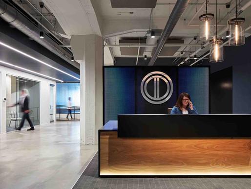 Project Tour: Chicago Venture Capital Office Design