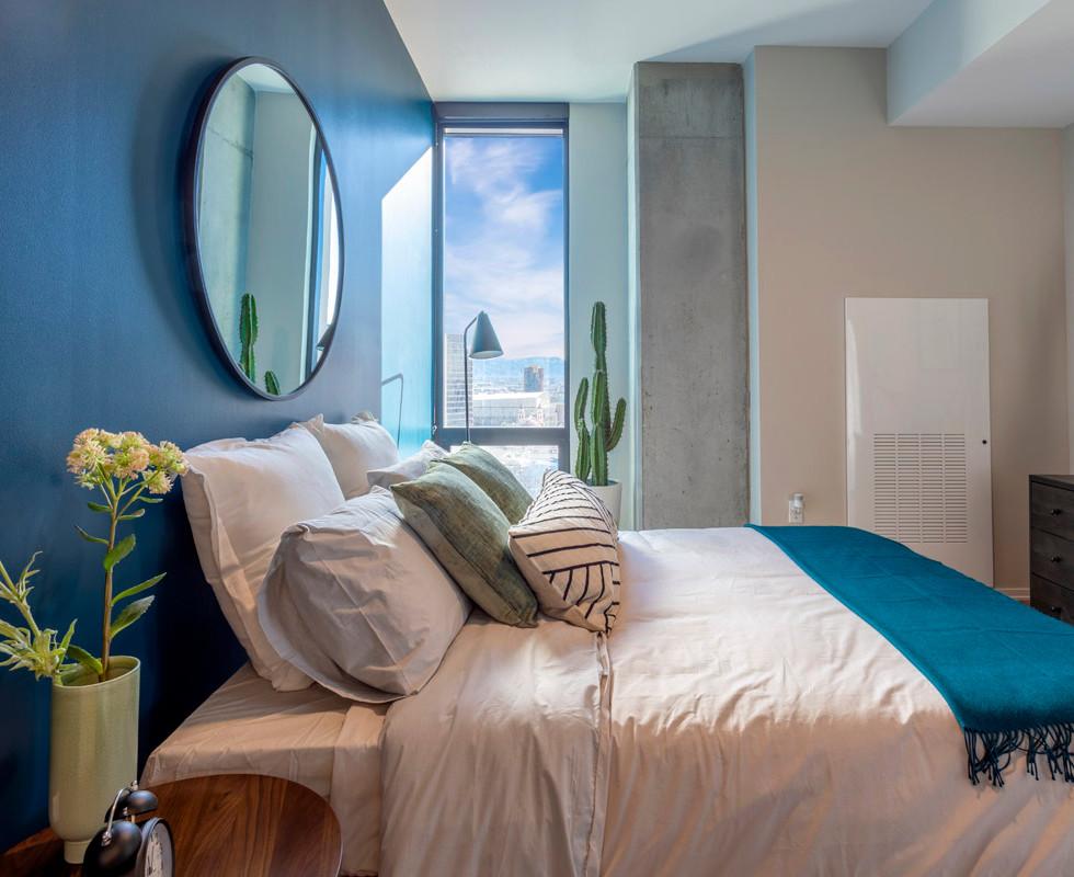 Luxury Model Unit Studio Apartment Styling | Kuchar