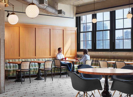 Project Tour: A Chicago Financial Firm