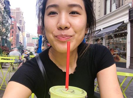 My Favorite Green Smoothie Recipe | Rowena Tsai