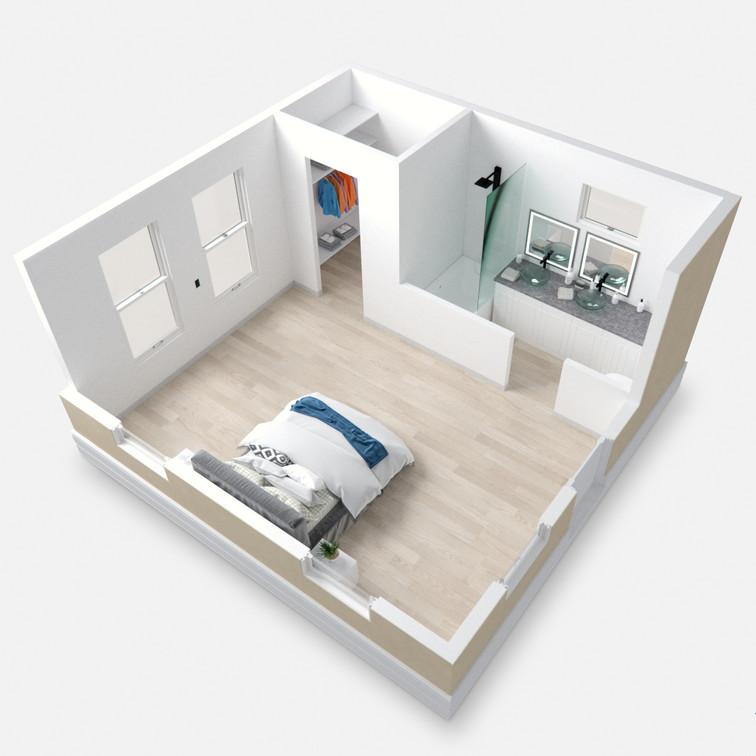 Master Bedroom Box