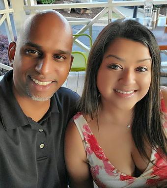 Lenny and Amanda