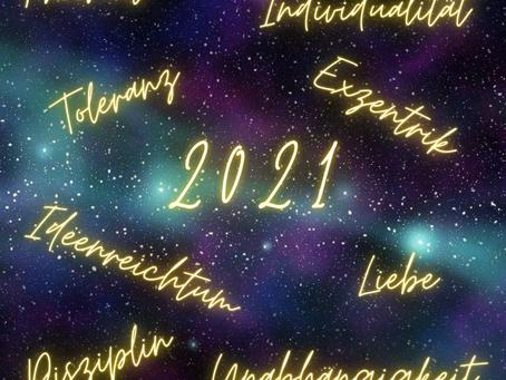 2021 – Bist du bereit deine Grenzen zu sprengen?