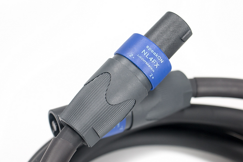 Elite Core CSS-4C 4 Conductor Multipair 13 AWG Tour Grade Speaker Cable