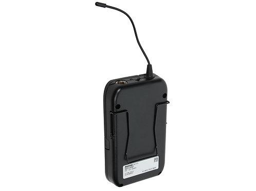 Shure BLX1-H9 Bodypack Transmitter Only - H9 Band (512-542MHz)