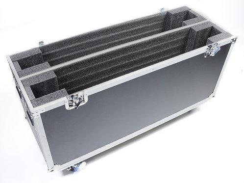 """OSP ATA-LED-55X2  Adjustable ATA Case for Two 55"""" LED Screens"""