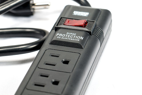 Elite Core SP6-SURGE Stage Power Strip with Surge Protection 6 Outlets