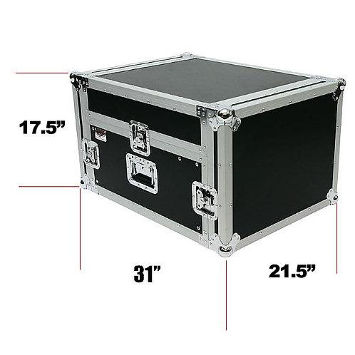 B-STOCK MC12U-4 Slant Top Mixer/Amp Rack