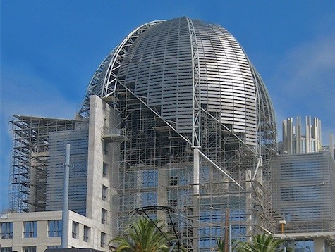 San Diego's Central Library: the Dome