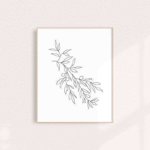Wall Art Print 8x10