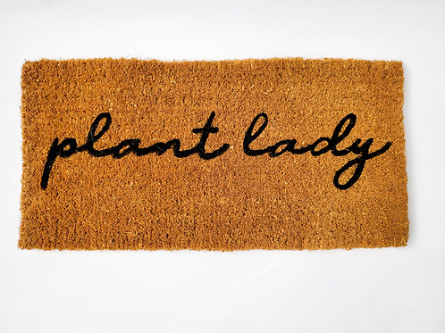 Natural Coir Doormat - Multiple Styles Available