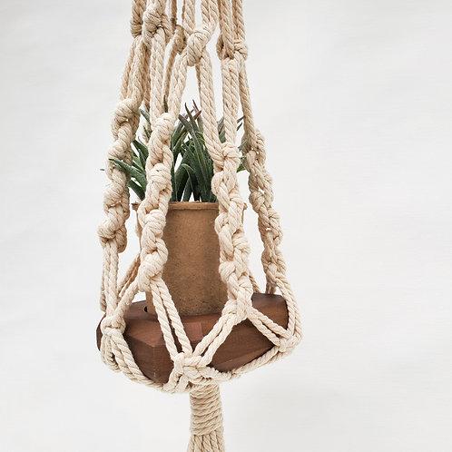 """Macrame 36"""" Plant Hanger"""