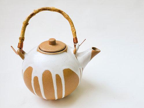 Paint Drip Tea Pot