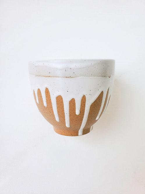 Paint Drip Tea Cup