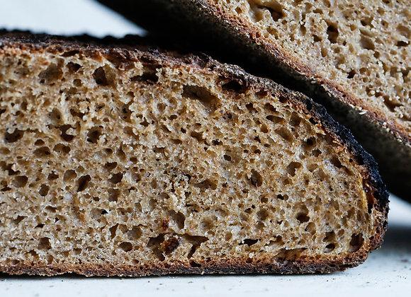 Bread, Pizzeria Gregario's Crusty Desem Bread Frozen