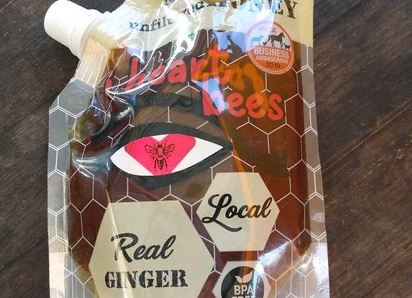 Honey, Real Ginger Honey from I heart bees