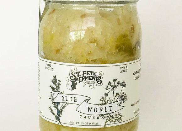 Olde World Sauerkraut