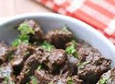 Meat, Beef Heart