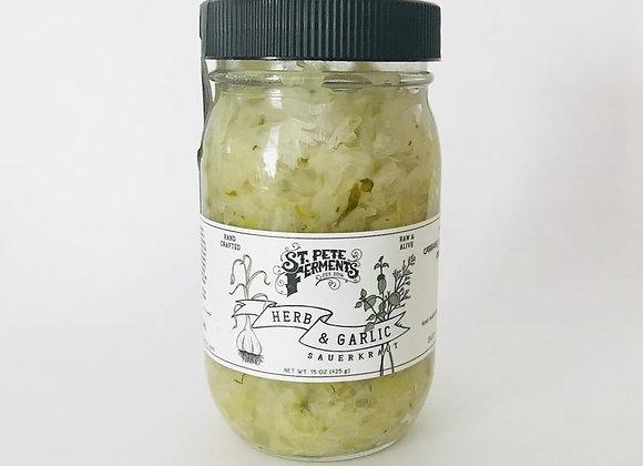 Sauerkraut, Fermented
