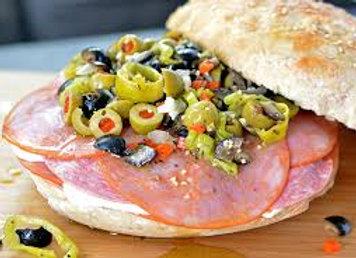 Canned Goods, Olive Salad