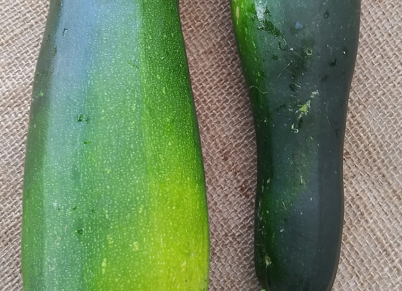 Zucchini, large