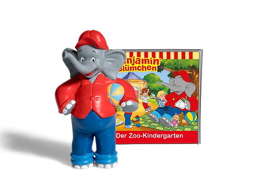 Tonies. Die Hörfiguren® Benjamin Blümchen: Der Zoo-Kindergarten