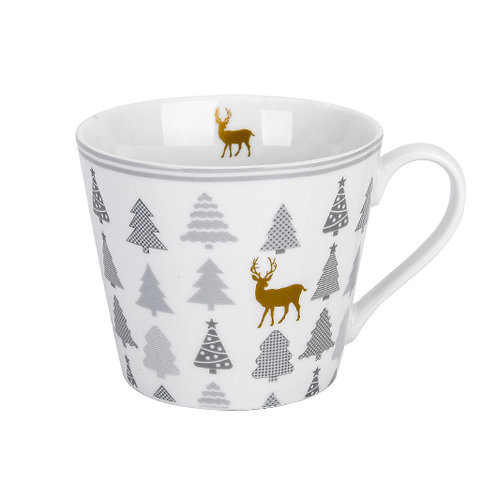 Happy Cup Becher Christmas Trees