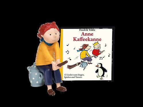 Tonies. Die Hörfiguren® Anne Kaffeekanne: 12 Lieder zum Singen, Spielen, Tanzen