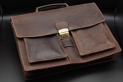 Business Tasche aus Leder