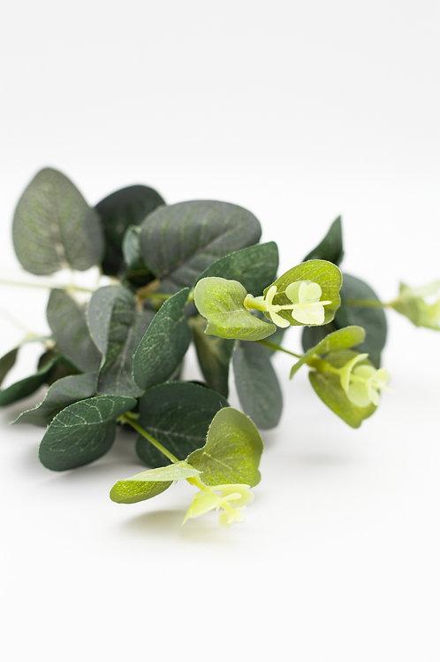 Eukalyptuszweig aus Kunststoff