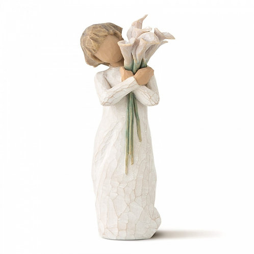 """Willow Tree Figur """"Beautiful Wishes"""" (Alles Gute)"""