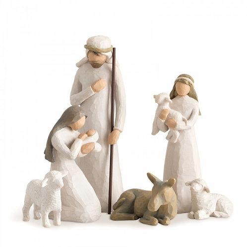 "Willow Tree Figuren-Set ""Nativity"" (Geburt Christi)"