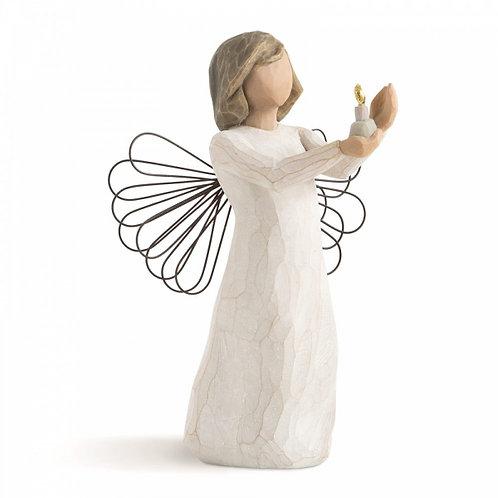 """Willow Tree Figur """"Angel Of Hope"""" (Engel der Hoffnung)"""