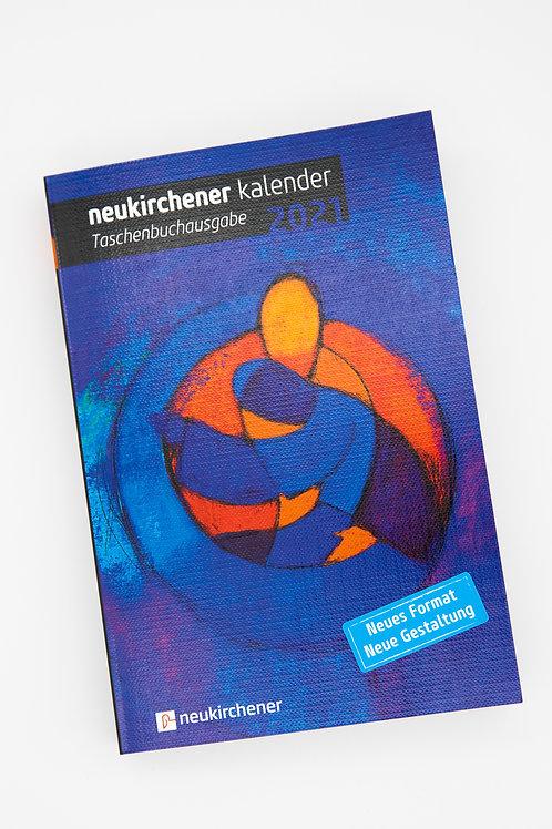 Neukirchener Kalender - Taschenbuchausgabe 2021